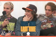 Waterparks Play A Game Of 'First Time, Last Time'