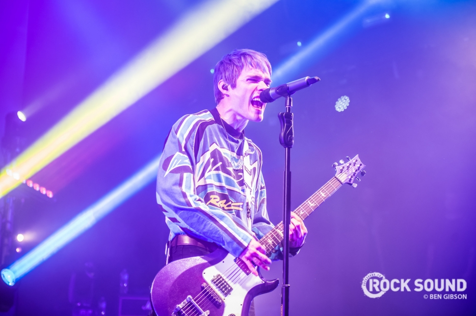 Waterparks, London Koko, March 04, 2018 // Photo credit: Ben Gibson