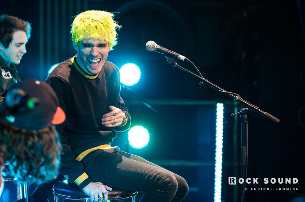Waterparks, PRYZM, October 16 // Photo: Corinne Cumming