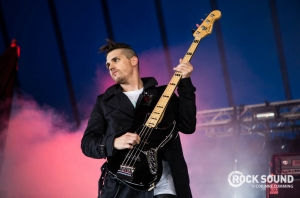 Mikey Way Is Teasing New Music
