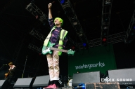 12 Photos Of Waterparks' 'Turbulent' Main Stage Set At Slam Dunk