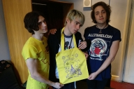 Win A Waterparks Tote Bag Hand-Signed By The Whole Band