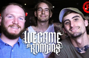 We Came As Romans Talk Pop Covers, Warped Memories & Playing Corn Hole