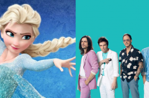 LISTEN: Weezer Have Released Their New Song From The Frozen 2 Soundtrack
