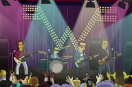 WATCH: Weezer Play The Theme Song From The Simpsons