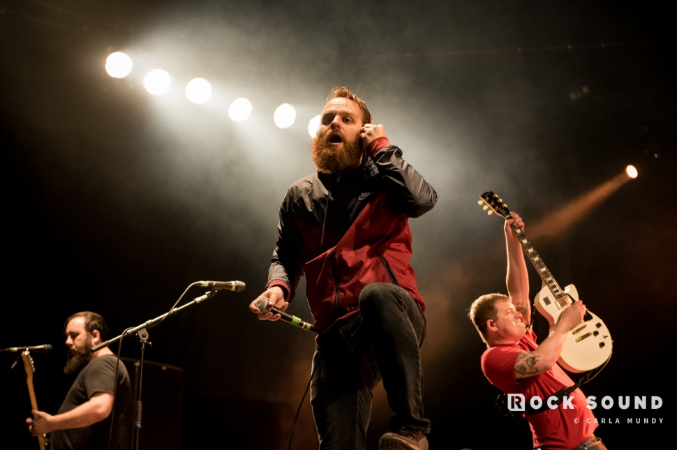 13 Photos Of The Wonder Years Bringing Their Patented Brand Of Pop