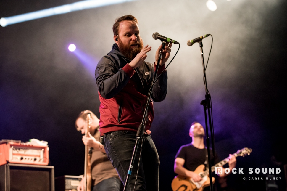 The Wonder Years, Download Festival, June 15 // Photo: Carla Mundy