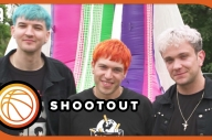 WSTR Have A Basketball Shootout Match - Festival Funfair