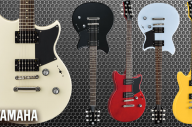 Win A Yamaha Electric Guitar Worth £300