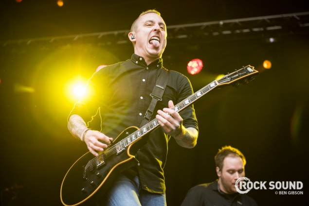 "Yellowcard Playing 'Ocean Avenue' In Full: ""A Celebration Of Just How Important Music Is"""
