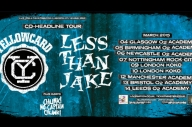 Yellowcard + Less Than Jake Team Up For UK Tour In 2015