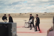 Go Behind The Scenes Of You Me At Six's Video For 'Beautiful Way'
