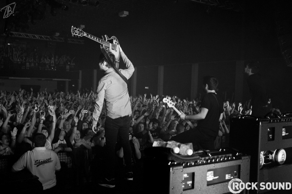 On The Road: You Me At Six Part One