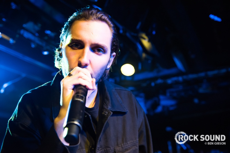 You Me At Six, London Dingwalls, November 26 // Photo credit: Ben Gibson