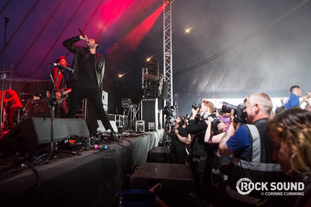 "You Me At Six's Reading Festival Secret Set: ""It's So Good To Have Them Back"""