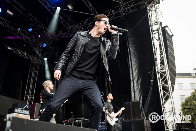 This Is How The New-Look Young Guns Fared At Slam Dunk