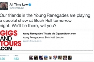 Young Renegades Have Announced A Show
