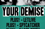 Your Demise Add Letlive To Rock Sound DC Sponsored Show