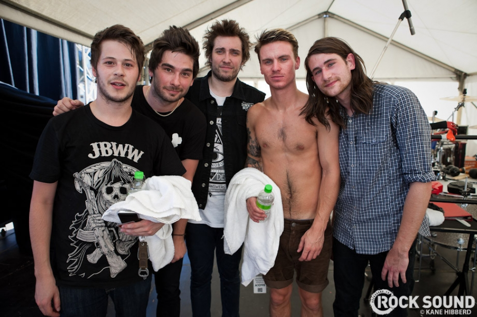Soundwave 2012 Live And Loud: You Me At Six