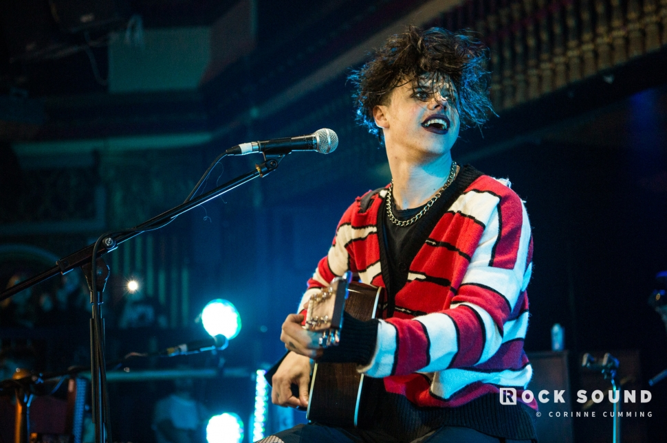 Yungblud, PRYZM, October 23 // Photo: Corinne Cumming