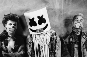 Yungblud's Collaboration With Marshmello + Blackbear Just Dropped