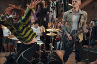 The Video For Yungblud + Travis Barker's Collaboration With Machine Gun Kelly Has Dropped