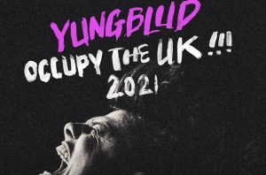 YUNGBLUD Has Announced The Rescheduled Dates For His 'Occupy The UK' Tour