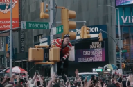WATCH: Yungblud Stopped Traffic In Times Square For The Premiere Of His New Video